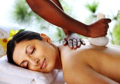 Vishesh – djup ayurvedisk massage 60 Min